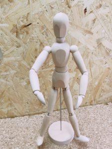 デッサン人形くん1
